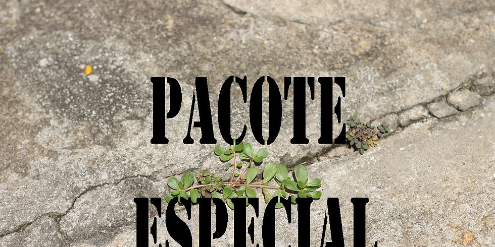 PACOTE ESPECIAL DE 4 AULAS
