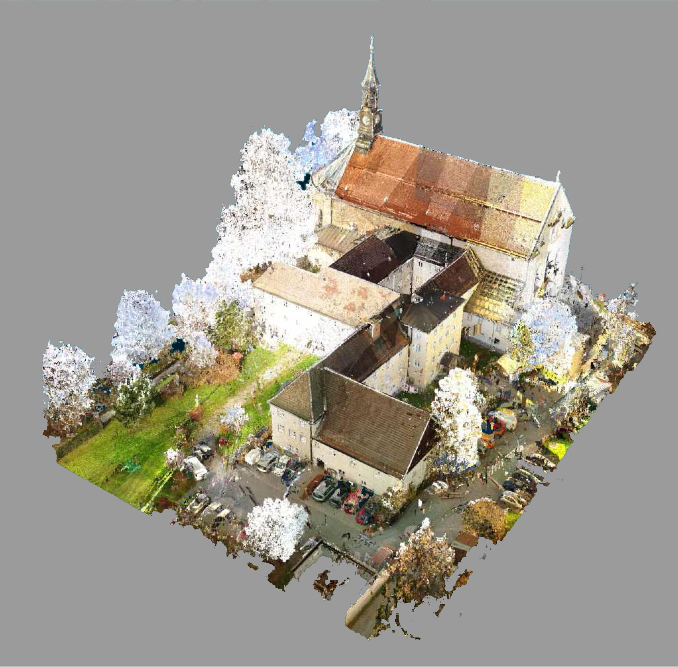 3D-Ansicht