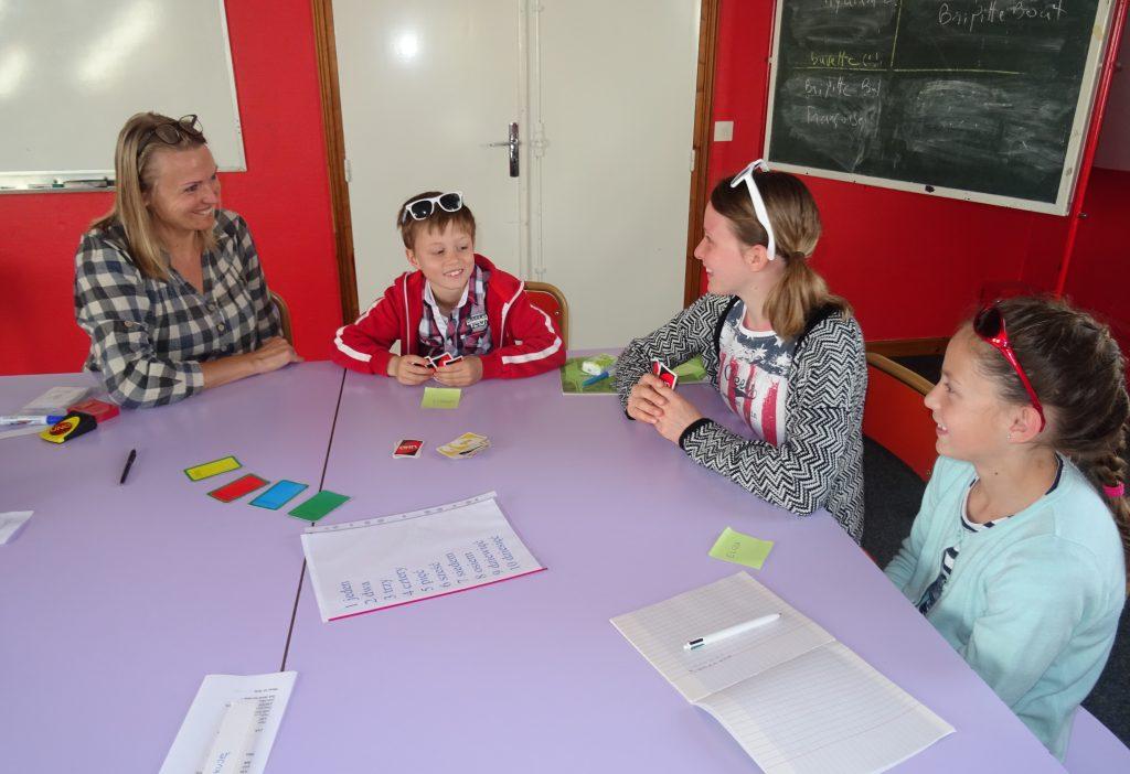 cours de polonais enfants