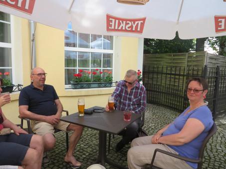 2019 06 18 03 Swieradow sur une terrasse