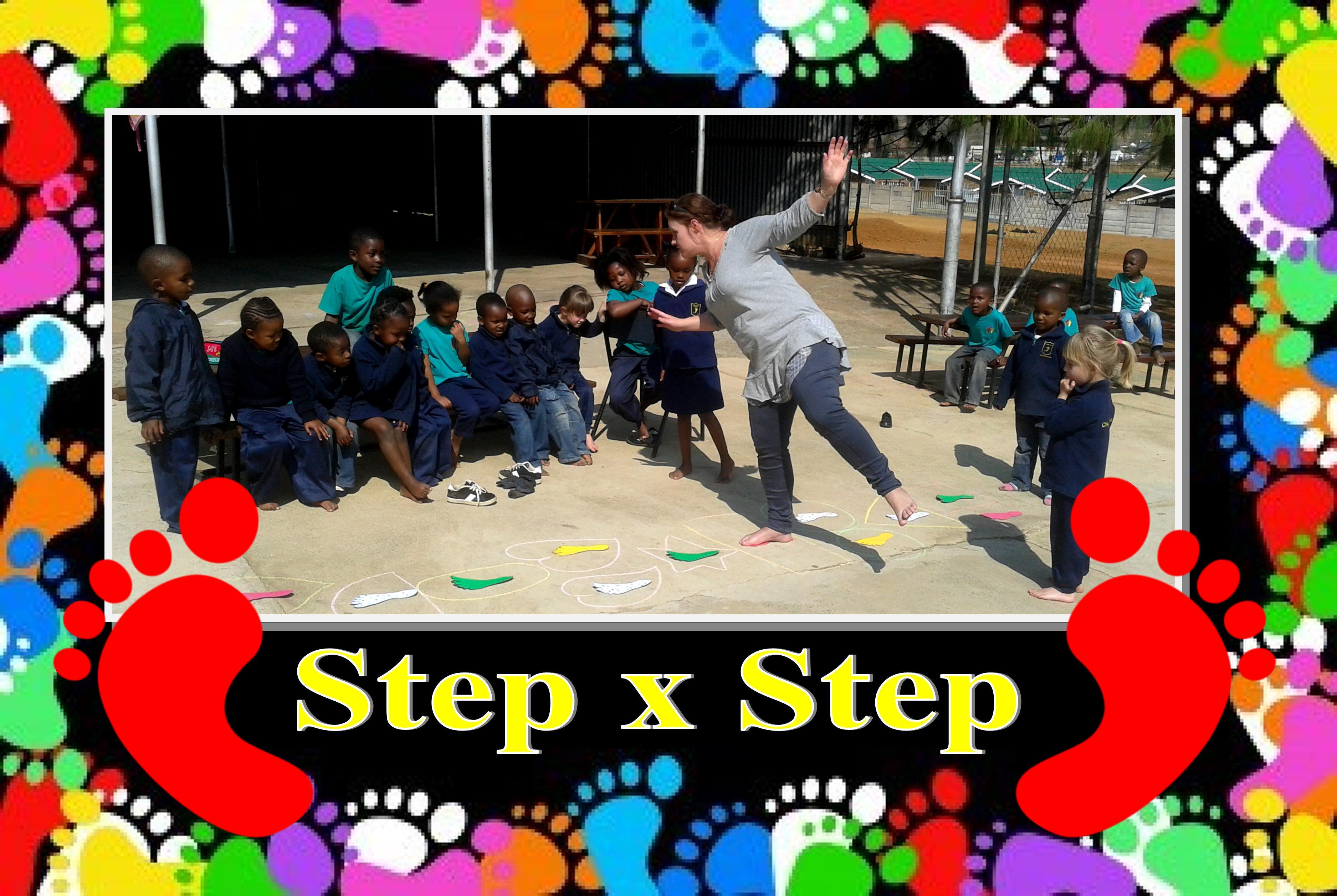 1. Step by Step