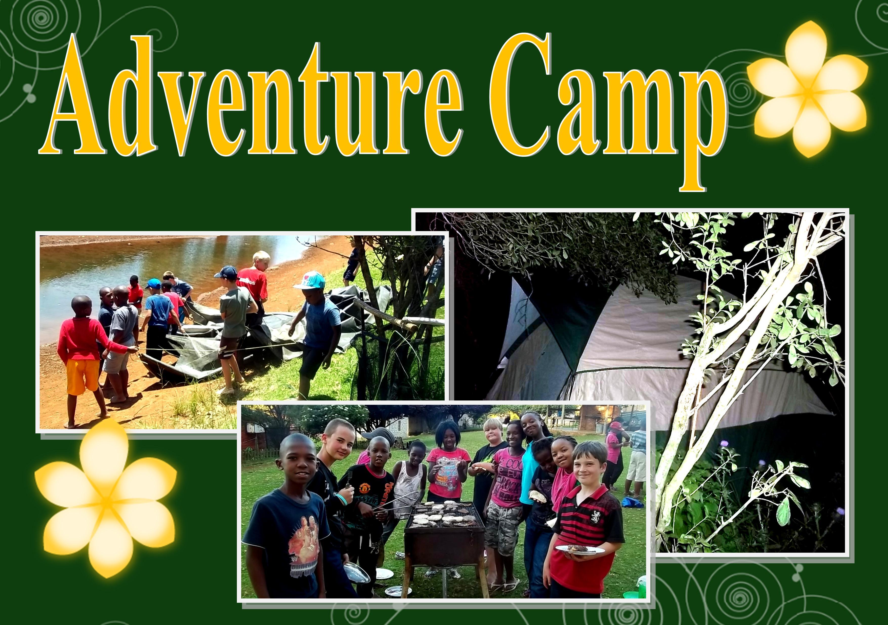 1. Adventure Camp