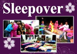 1. Sleepover