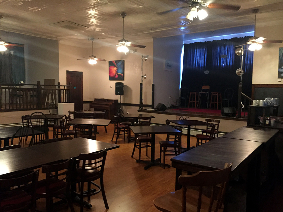 3rd Floor Cafe Space
