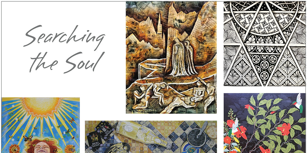 """""""Searching the Soul"""" Art Exhibition"""
