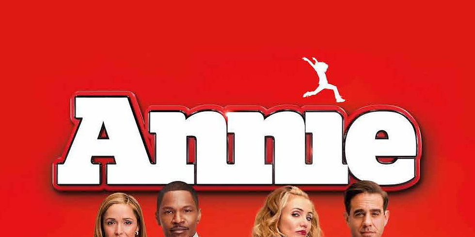 "JSAC Broadway Movies - ""Annie"" (2014)"