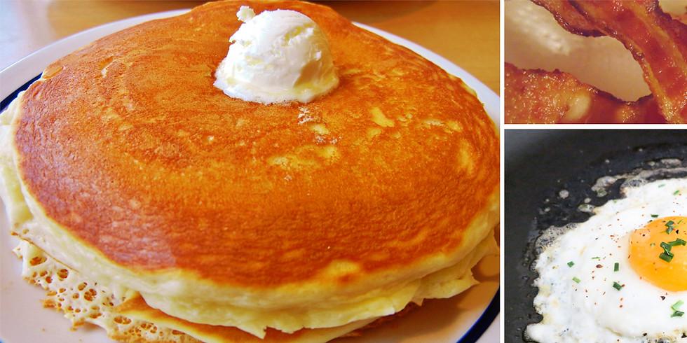 Pancake fundraiser - Ocean Grove Broadway Street fire victims