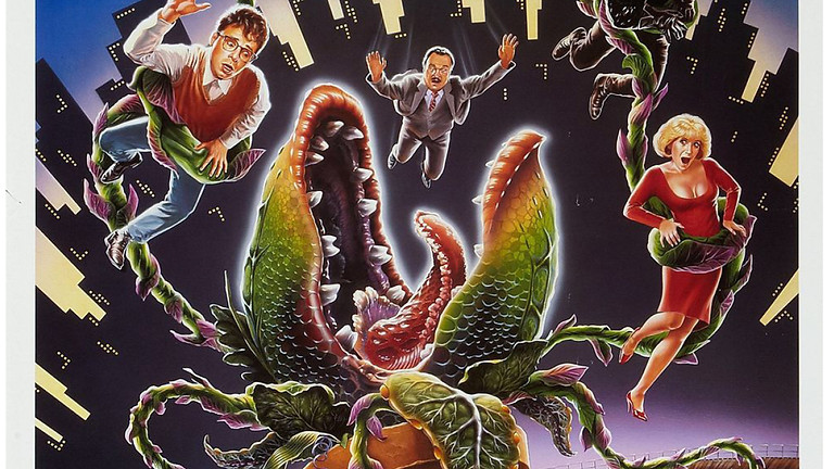 80's Outdoor Movie - Little Shop of Horrors