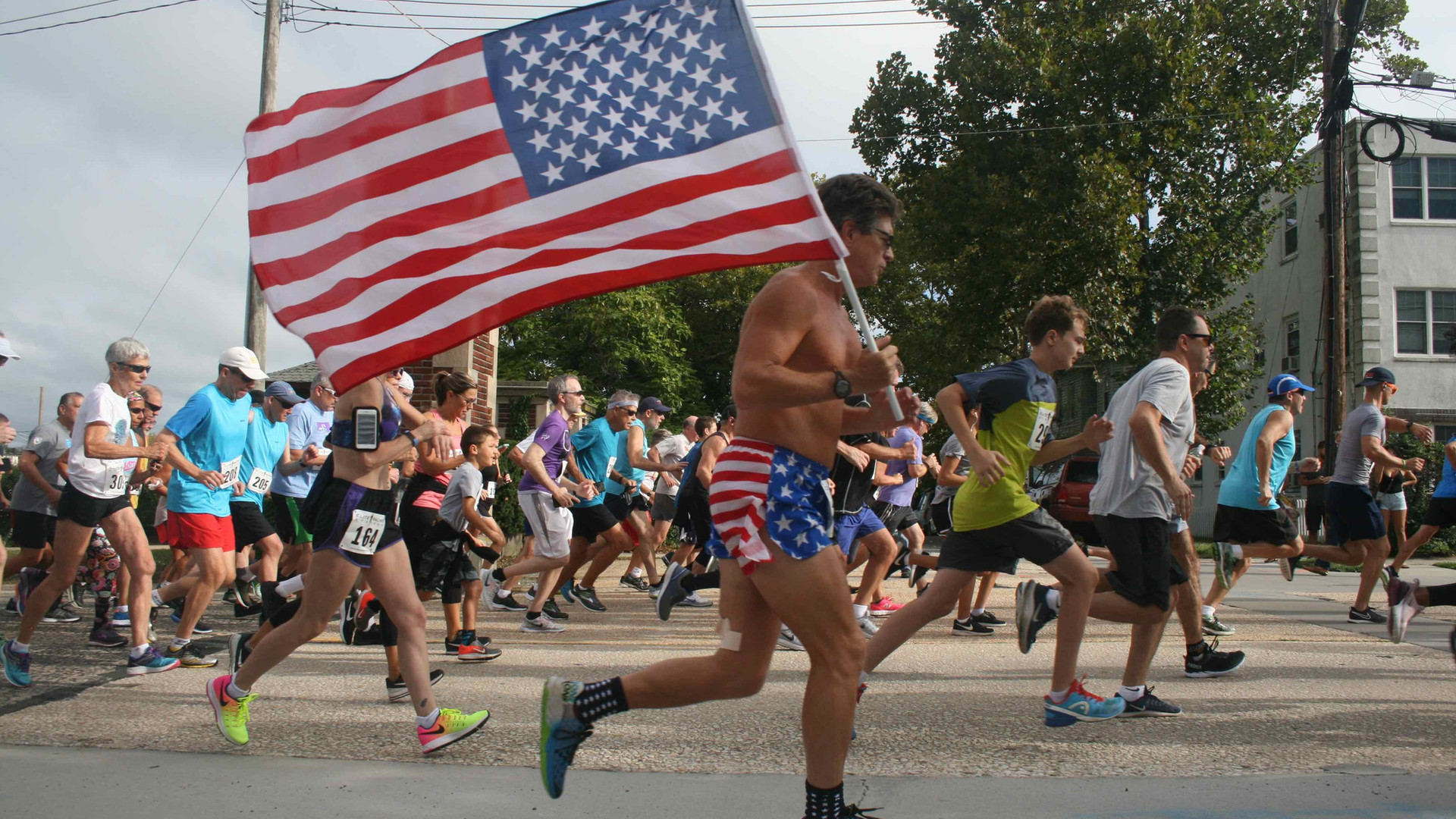Run for the Arts 5K 2018