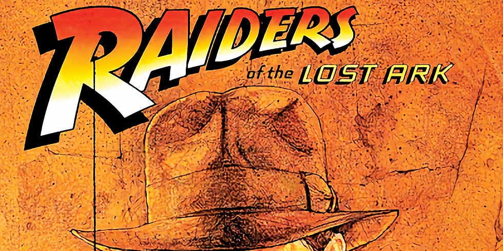 80's Outdoor Movie - Raiders of the Lost Ark