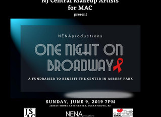 NENAPRODUCTIONS AND MAC COSEMETICS ARTISTS TEAM UP FOR A MUSICAL REVIEW TO BENEFIT THE CENTER IN ASB