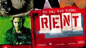 "JSAC Broadway Movies - ""Rent"""