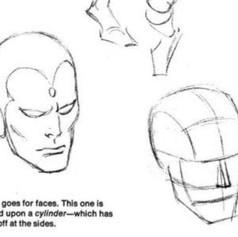 Drawing Superheroes