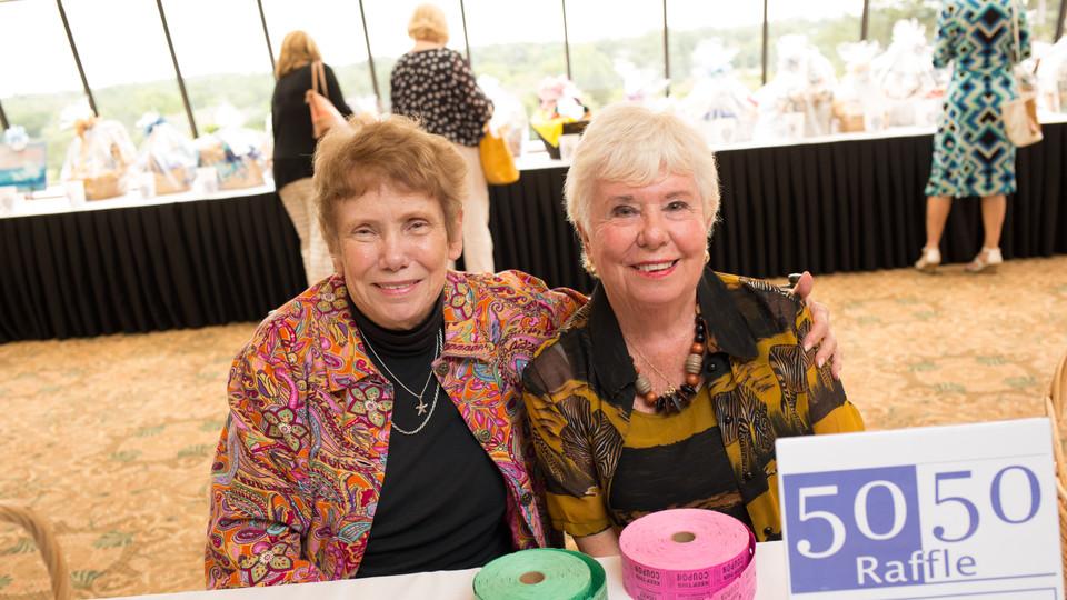 Jersey Shore Arts Center volunteers