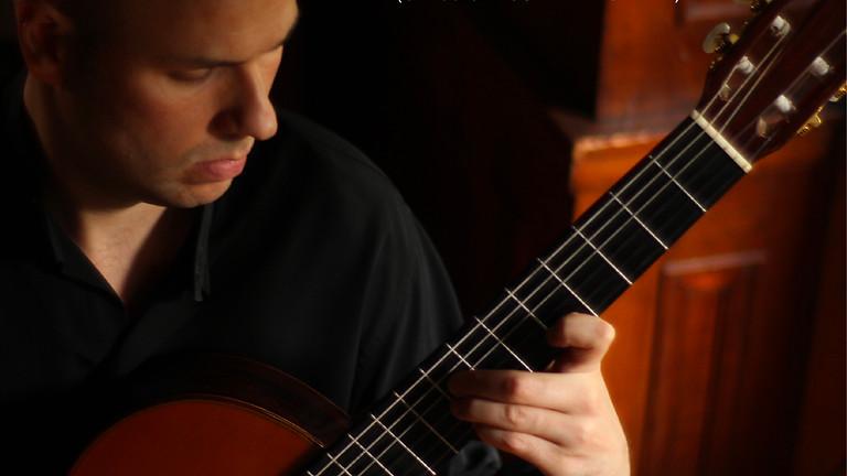 Carlos Pavan - Guitar Recital