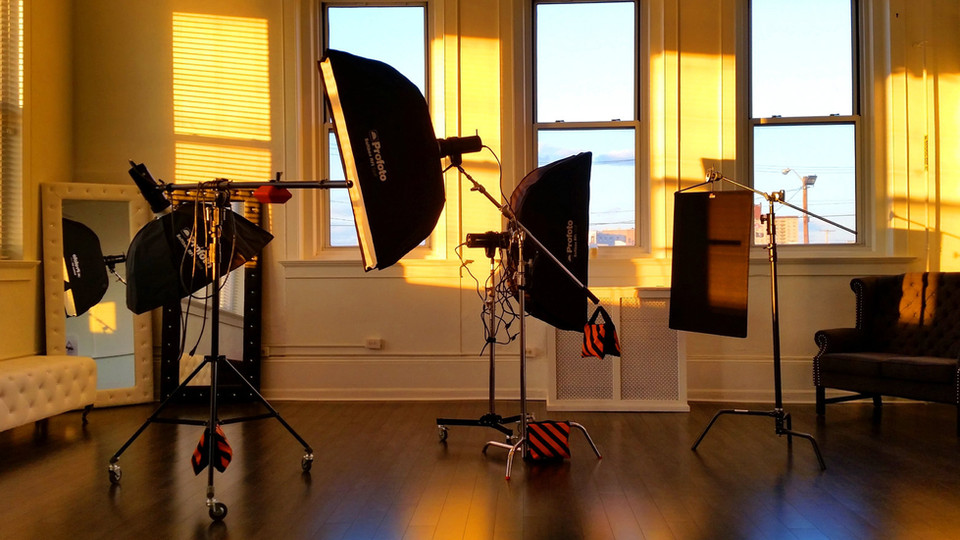 Whitebox Photo Studio