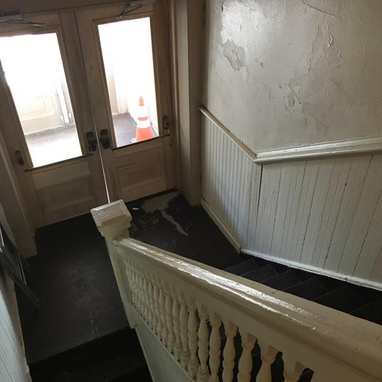 South Main Lobby Entry interior