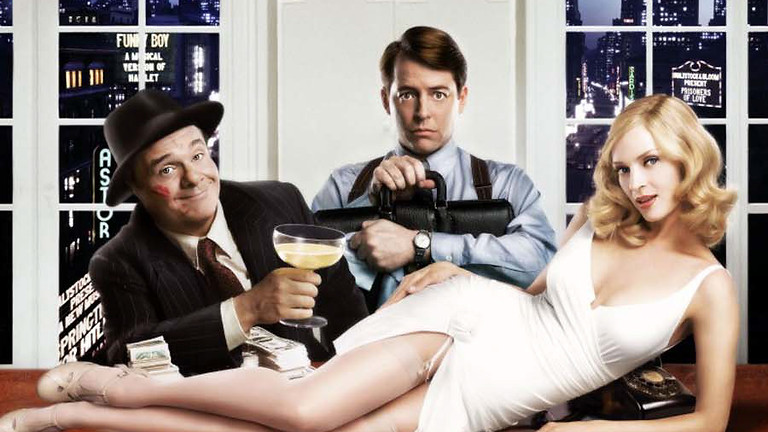 """JSAC Broadway Movies - """"The Producers"""" (2005)"""