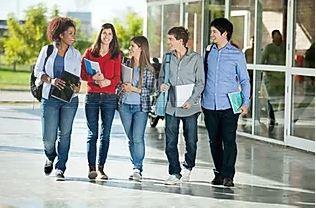 School admission/Study Permit