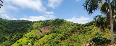The surroundings of Finca Cuipo