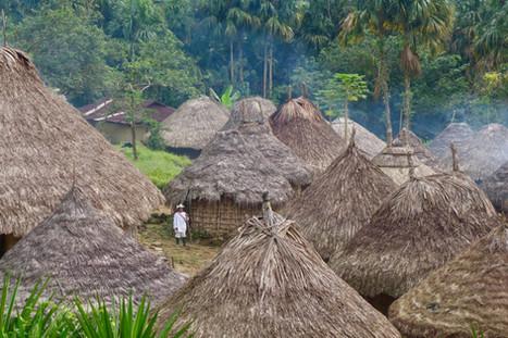 Kogi villages.