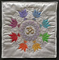 7th Crown Chakra Mandala