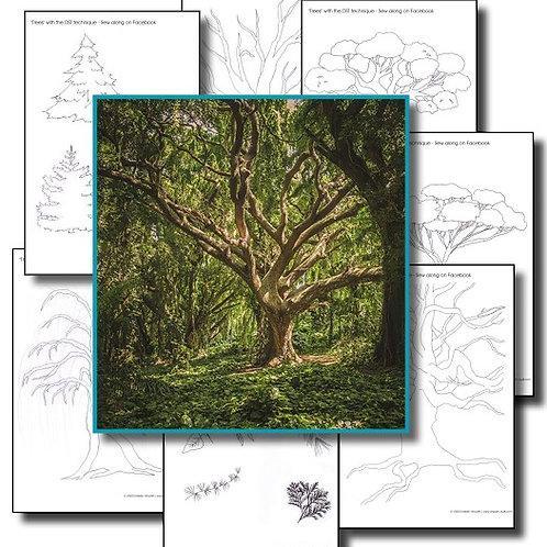 Trees / Simple Design
