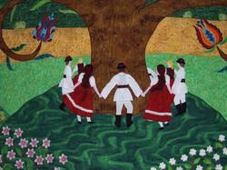 May Tree dance