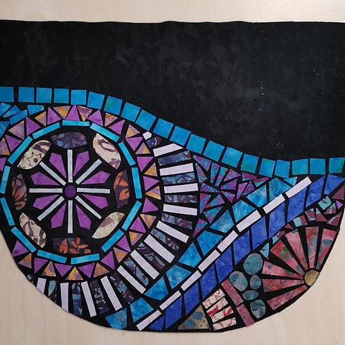 Mosaic Bag / Simple Design