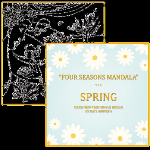 Four Seasons - Spring/ Simple Design