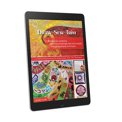 Draw-Sew-Trim eBook