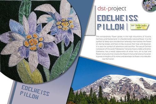 Edelweiss Pillow / DST-pattern