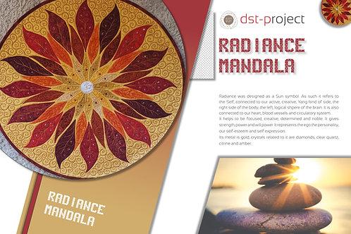 Radiance Mandala / DST-pattern