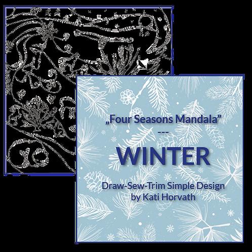 Four Seasons - Winter/ Simple Design
