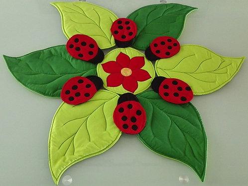 Mandala Table Sets - Ladybird