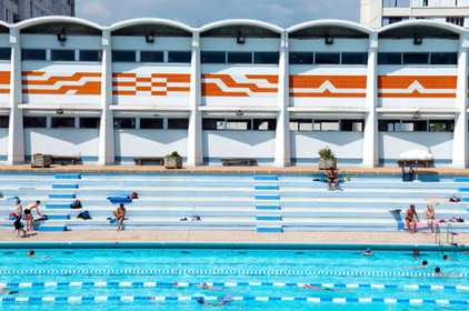 Pool in Toulon