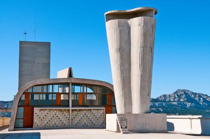 Le Corbusier Roof