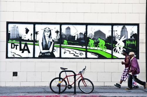 Walking L.A