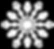 Weiße Schneeflocke 3