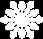 Blanc flocon de neige 3
