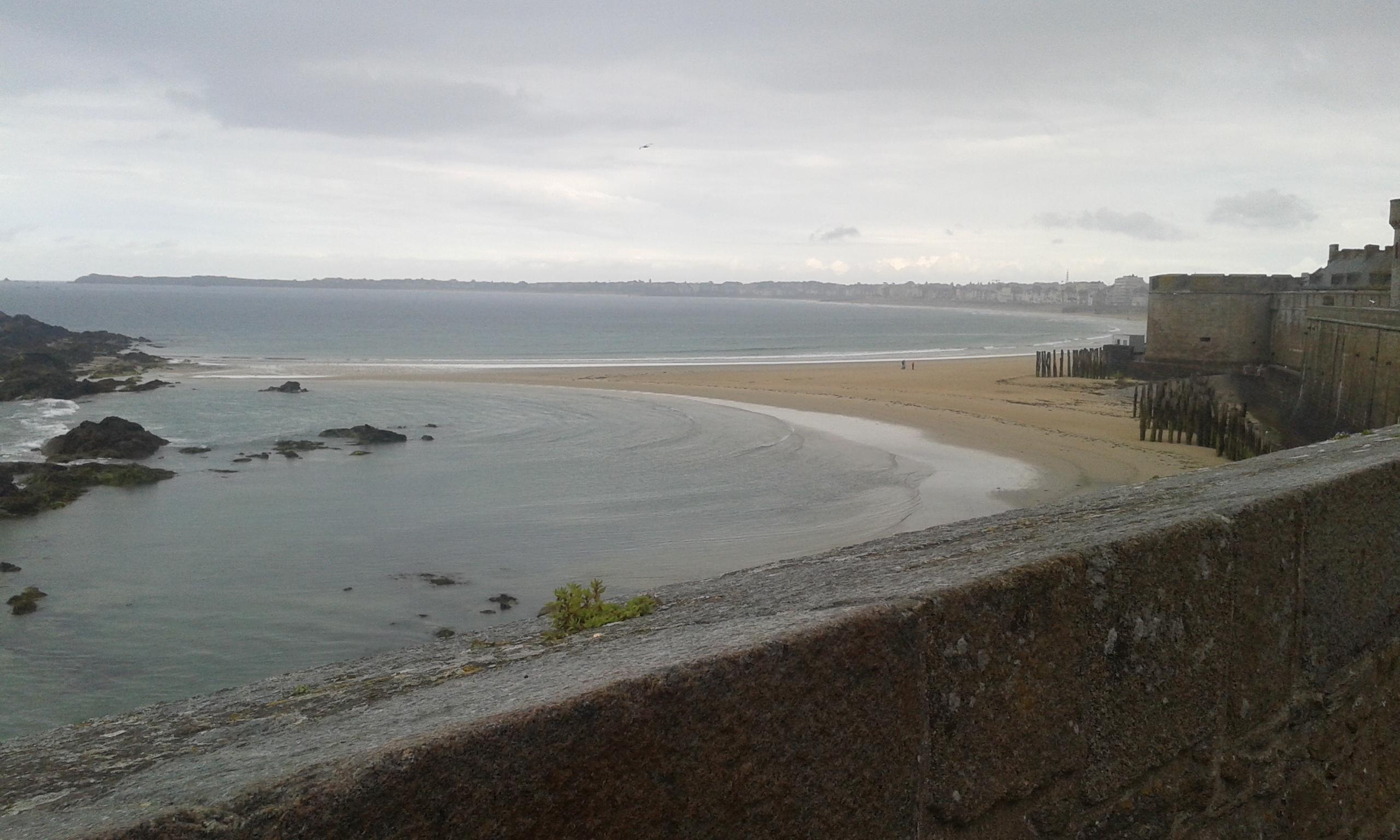 plage St-Malo