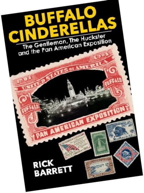 """Buffalo Cinderellas - Limited Signed, Numbered """"Logo Block"""" Edition"""