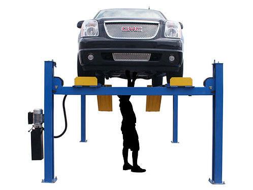 TRITON 14,000 ALIGNMENT RACK