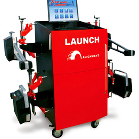 Launchtech X-631 RF Wheel Alignment Machine