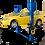 Thumbnail: BendPak XPR-9F Dual-Width, 9,000 Lb. Capacity