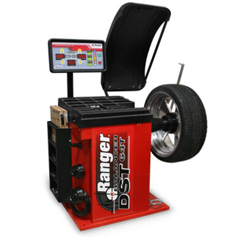 DST-64T Digital Wheel Balancer with DataWand™ Entr
