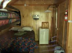 Mini Cabin Interior