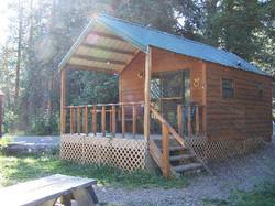 Mini Cabin Exterior