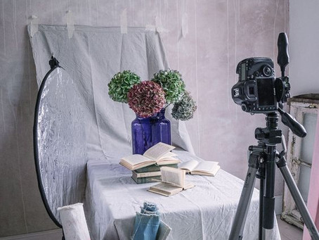 How to take beautiful pictures of your table