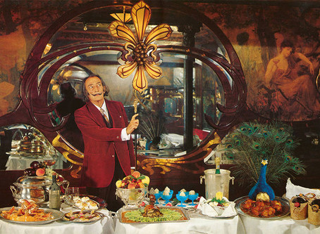 Inspiration 2 : the Dali cook book